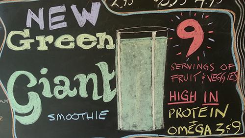 Green Giant Smoothie