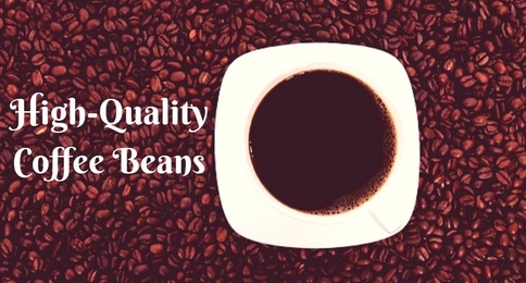 High-Quality Coffee Beans for Delicious Espresso